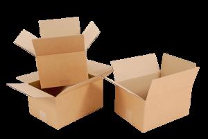 Réalisation d'emballages carton